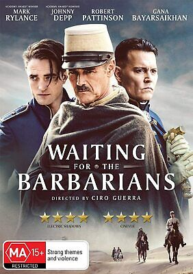 AU24.95 • Buy BRAND NEW Waiting For The Barbarians (DVD, 2020) *PREORDER R4 Movie Johnny Depp