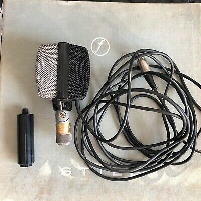 AKG D12 Vintage Microphone From The 60ties, Best Condition! • 469£