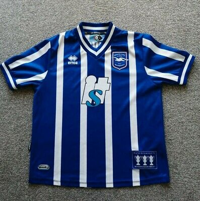 Brighton And Hove Albion Home Shirt 2010-11, X Small Men's/Youth • 14.99£