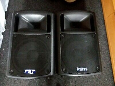 Fbt  Max 4a   Powered Speakers  • 650£