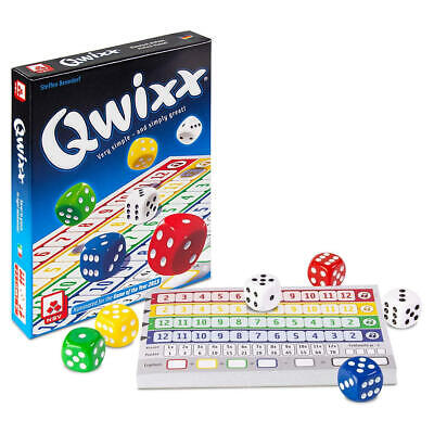 $ CDN19.45 • Buy Quixx Is Very Simple And Simply Great Dice Game!