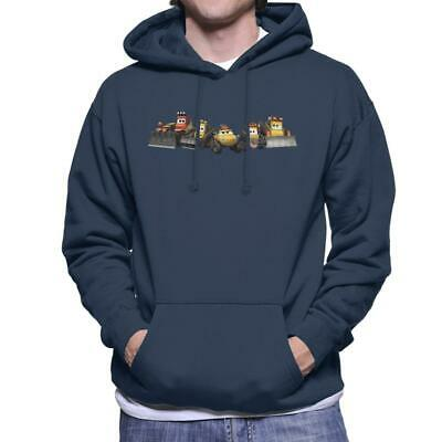 Disney Cars Construction Crew Men's Hooded Sweatshirt • 24.95£