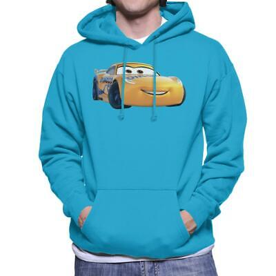 Disney Cars Cruz Ramirez Smile Men's Hooded Sweatshirt • 29.95£