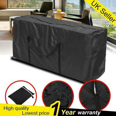 Large Garden Furniture Cushion Storage Bag Christmas Tree Toy Outdoor Waterproof • 10.25£