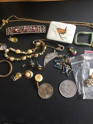 Job Lot Of Costume Jewellery Etc • 2.20£
