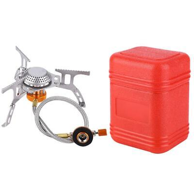 £12.52 • Buy Mini Camping Stove Outdoor Folding Gas Stove Portable Oven Picnic Kitchen