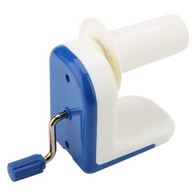 Hand Operated Yarn Winder Portable Ball Winder Household Fiber For Wool String • 19£
