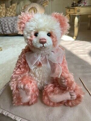 Charlie Bears Mohair Isabelle Collection  Anniversary Kylie  Limited Edition  • 135£