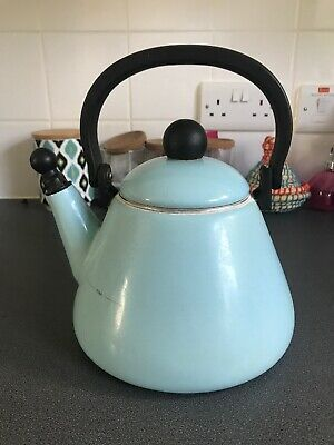Le Creuset Stove Top On The Hob Kettle Pale / Baby Blue Whistle • 19.99£