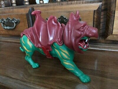 $9.95 • Buy Vtg 1980s BATTLE CAT Companion For He-Man MOTU Masters Of The Universe W/ Armor