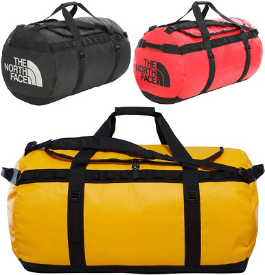 THE NORTH FACE TNF Base Camp Duffel Imperméable Sac Voyage 132 L Taille XL • 140.45£