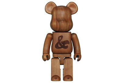 $2263.09 • Buy Be Rbrick Karimoku House Industries 400 Cherry Wood Bearbrick Medicom Toy