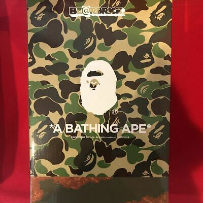 $1671.66 • Buy Bape Readymade Shark 100 400 Bearbrick A Bathing Ape Be Rbrick