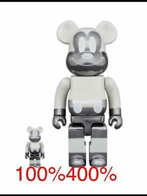 $962.30 • Buy Be Rbrick Fragmentdesign Mickey Mouse Reverse Ver.100 400 Bearbrick Fragments