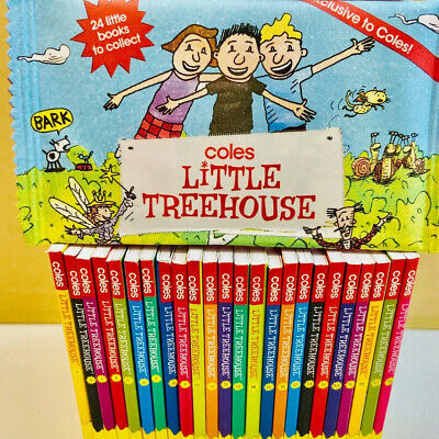 AU2.99 • Buy Coles Little Treehouse Books 2020 - COMPLETE YOUR COLLECTION! BUY MORE & SAVE!