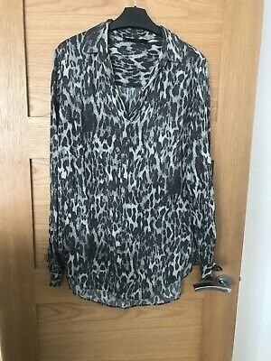 All Saints Tunic Shirt Medium • 20£