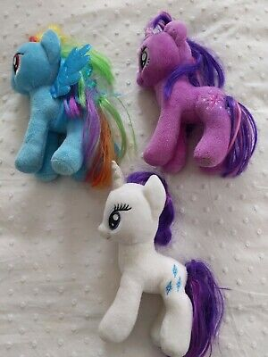 My Little Pony Cuddly Toys Claire's Accessories Christmas Stocking Filler • 3.75£