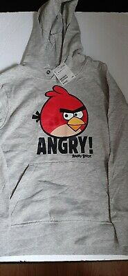£11.65 • Buy New Youth H&M Angry Birds Hoodie