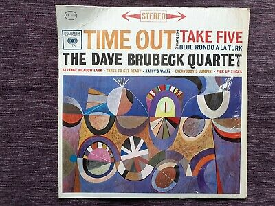 The Dave Brubeck Quartet Time Out Excellent Condition • 4.99£