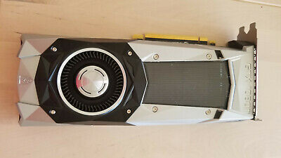 $ CDN420.02 • Buy NVIDIA GeForce GTX 1080 TI Founders Edition 11GB GDDR5X Graphic Card...