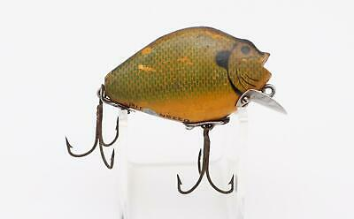 $ CDN41.34 • Buy Vintage Tackle Heddon Wood 740 Punkinseed Old Estate Find Collectible Bass Lure