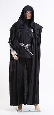 £133.68 • Buy Harry Potter Death Eater Lord Voldemorts Adult Cosplay Costume Custom Made