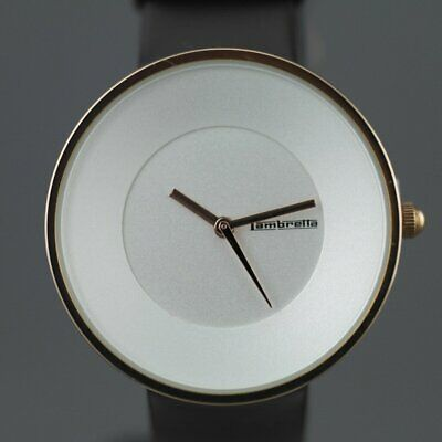 Lambretta Cielo Watch Rose Gold Moro With Leather Strap • 119£