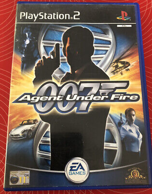 007 James Bond: Agent Under Fire (PS2), Very Good, Video Game • 2.40£