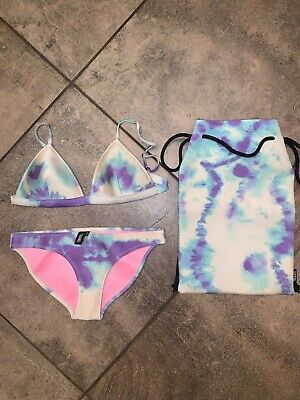 $ CDN80 • Buy Authentic Triangl - Bibi Luna Bikini Set - 100% Neoprene - Bag Included
