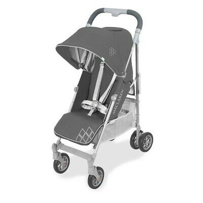 View Details Maclaren TECHNO ARC STROLLER - CHARCOAL SILVER Baby Child Buggy Pushchair BN • 200.00£