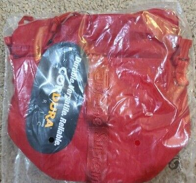 $ CDN93.68 • Buy Supreme Neck Pouch Bag Dark Red FW20 NEW NWT SOLD OUT IN HAND New York