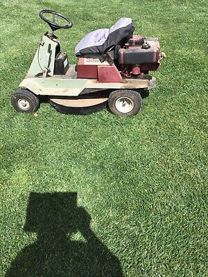 AU500 • Buy Small Cox Ride On Mower