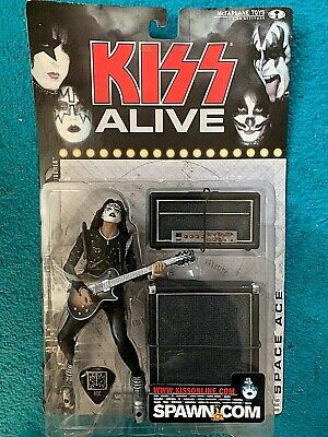 Kiss Alive - Ace Frehley Action Figure • 13.50£