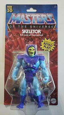 $6.50 • Buy Masters Of The Universe Origins 2020 Skeletor And Battle Cat
