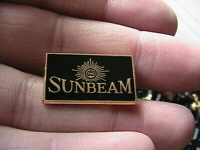 Bsa Sunbeam Motorcycle Biker Pin Badge Motorbike Owner Club Classic Bike • 1.70£