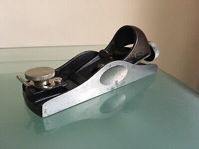 Vintage Tool Stanley 60 1/2 Low Angle Adjustable Mouth Block Plane  • 50£