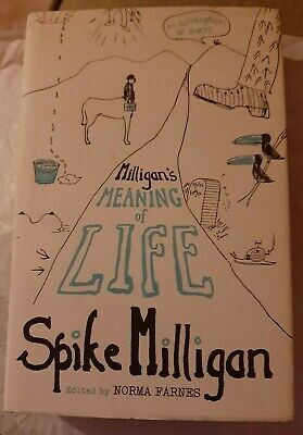 Milligan's Meaning Of Life: An Autobiography Of Sorts By Spike Milligan... • 2.30£