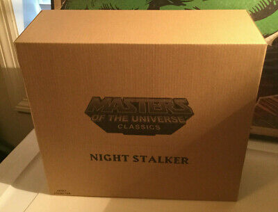 $25 • Buy Masters Of The Universe Classics MOTUC Night Stalker MIB Mattel