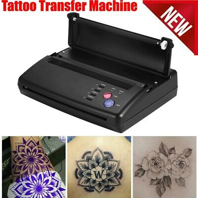£19.47 • Buy New A5 A4 Tattoo Stencil Maker Transfer Printer Thermal Copier Printing Machine