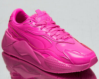 AU77.17 • Buy Puma RS-X3 PP Women's Luminous Pink Low Athletic Casual Lifestyle Sneakers Shoes