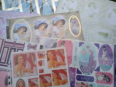 Card Toppers Various - Female Romance & Style • 1£