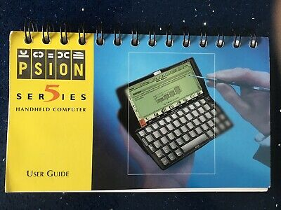 Psion 5 User Guide • 1.95£