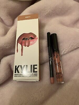 AU20 • Buy Kylie Jenner Candy K Lipgloss And Lip Pencil