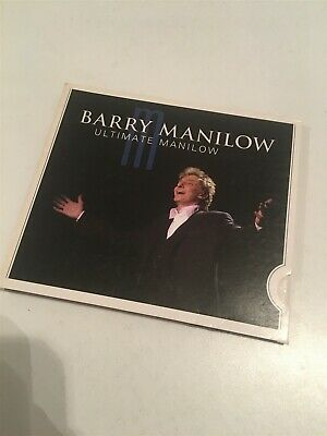 Barry Manilow Ultimate Manilow CD • 1£