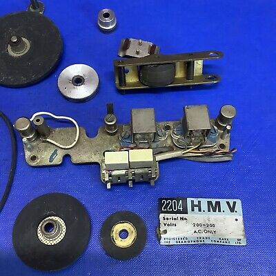 HMV His Masters Voice 2204 Reel To Reel Tape Player / Recorder Spares Kit • 27.99£