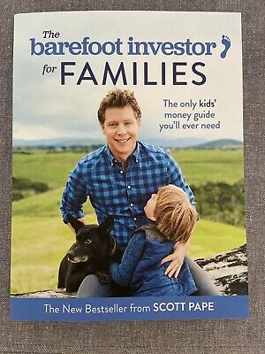 AU8.50 • Buy Brand New The Barefoot Investor For Families