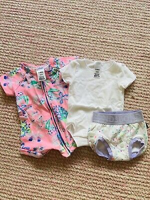 AU9.50 • Buy BONDS Baby Girl Clothes 0-3 Months