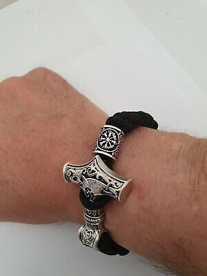 Men's Bracelet ANA Collection  Fashion Jewelry Cross Goth • 7.15£