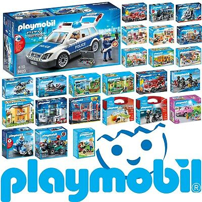 Playmobil Official Sets & Figures - Huge Selection For Boys & Girls • 54.90£