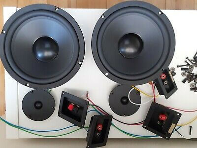 JPW AP3 Speaker Drive Units & Crossovers • 50£